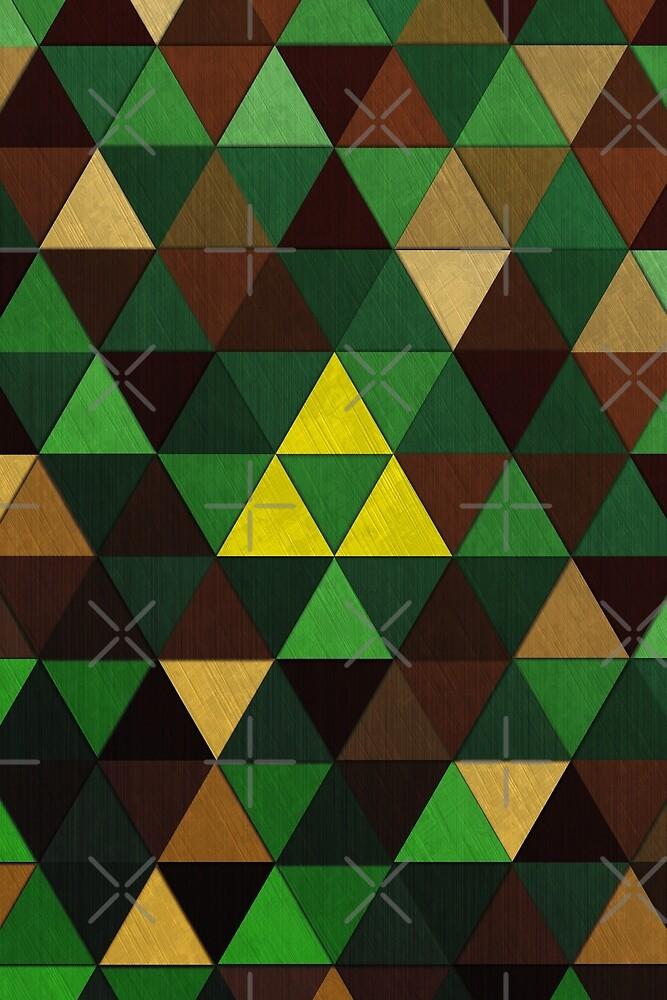 Triforce Quest by Digital Phoenix Design