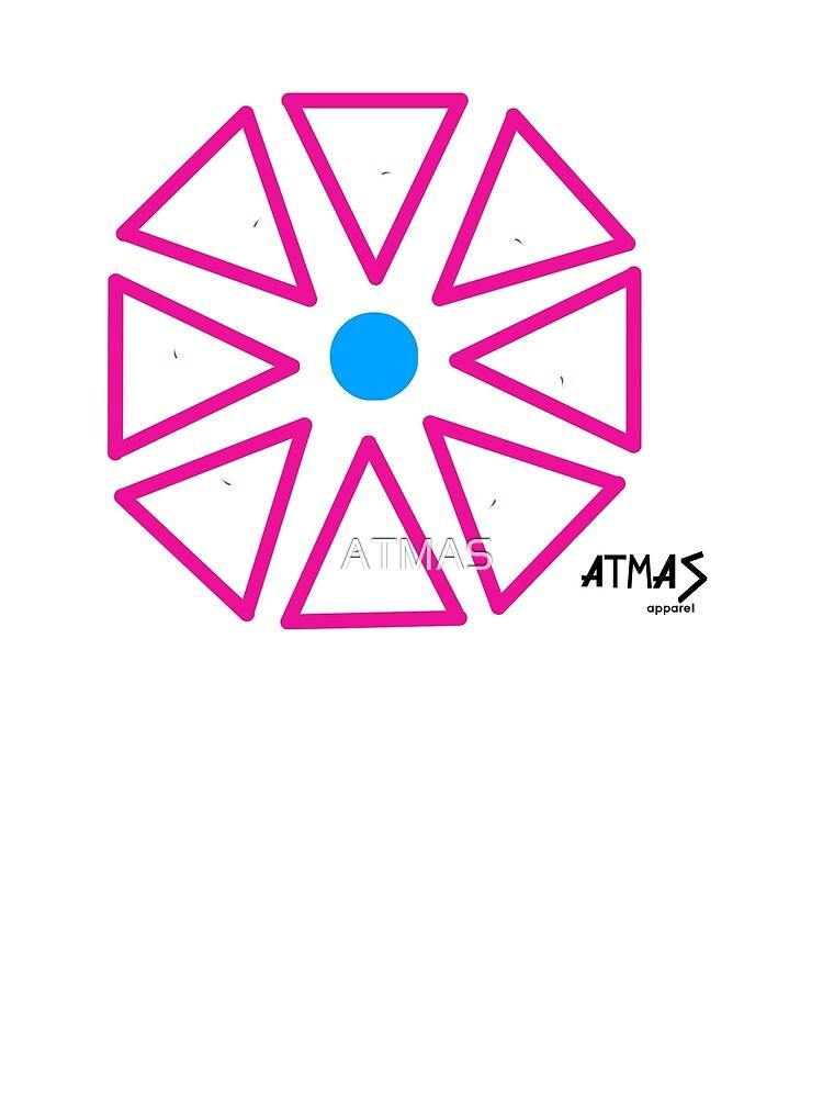 TRIANGLE FLOWER- ATMAS by ATMAS