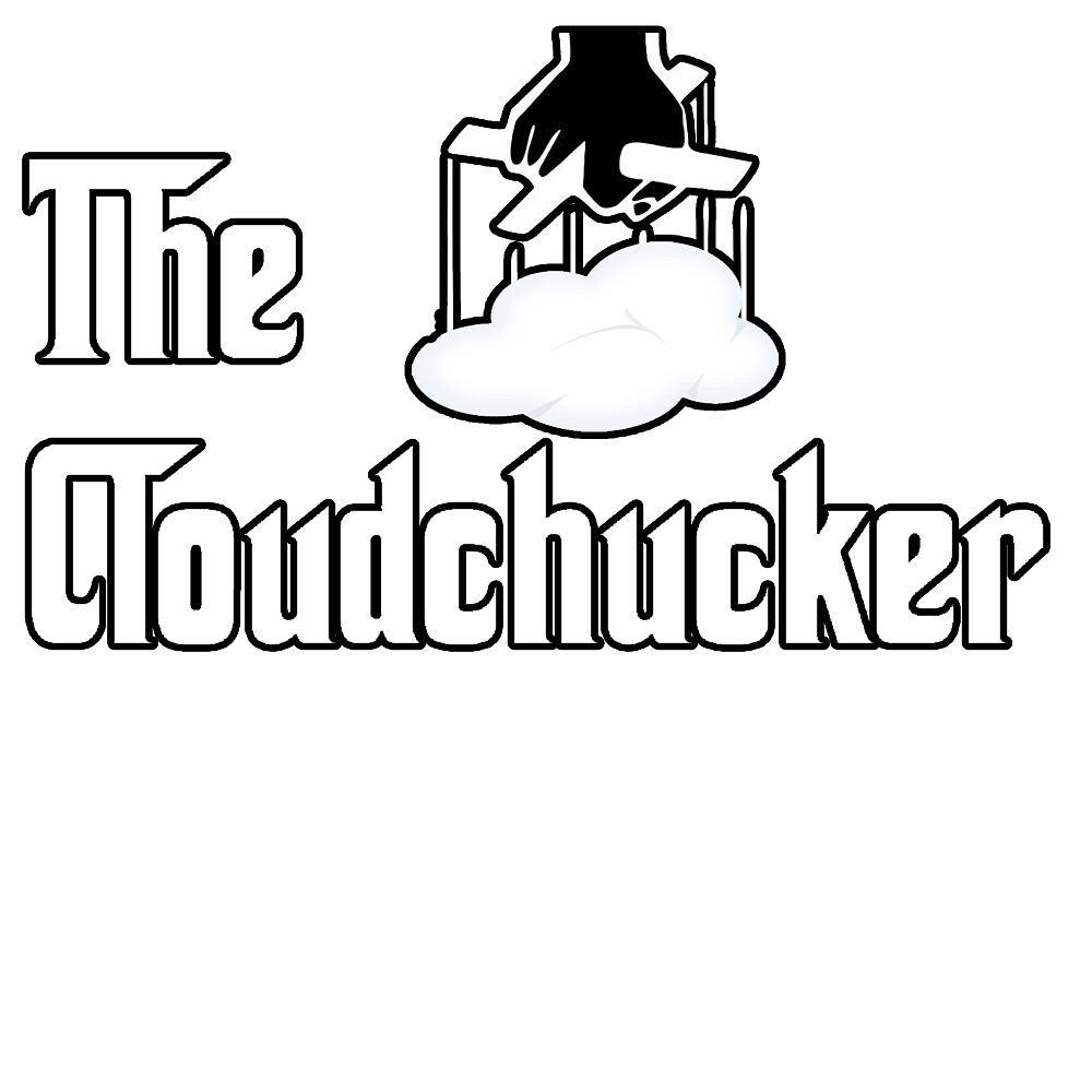 The Cloud Chucker by rubywho