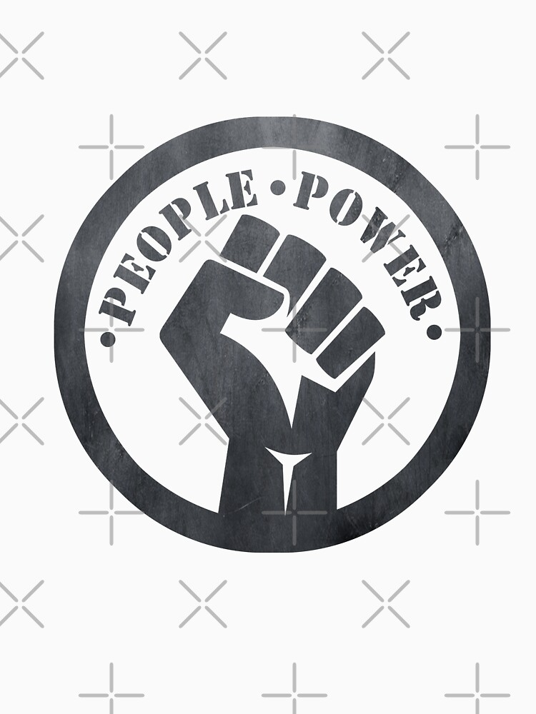 People Power - Protest by Energetic-Mind