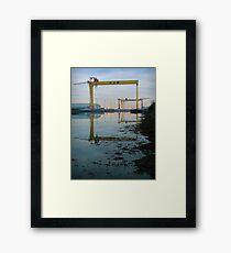 Harland & Wolff Framed Print