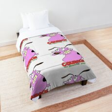 Courage the Cowardly Dog™ Comforter
