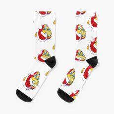Kirby hoshi no star socks Korea woman socks