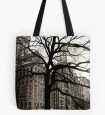 Urban and Barren  Tote Bag