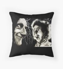 EYE-gore Throw Pillow