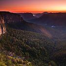 Grose Valley by John Dekker