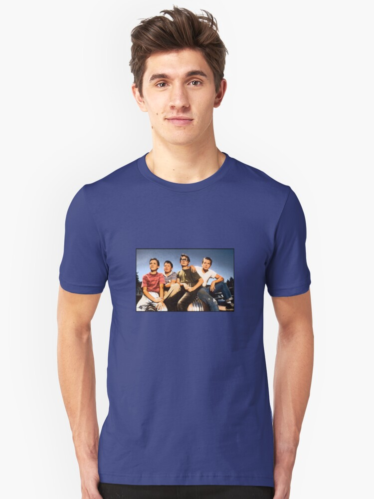 Stand by Me Unisex T-Shirt Front