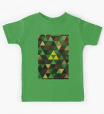 Triforce Quest Kids Tee