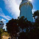 Cape Schanck Lighthouse Starburst by Greg Earl
