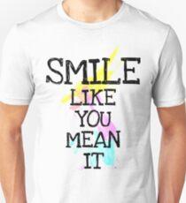 smile like... Unisex T-Shirt