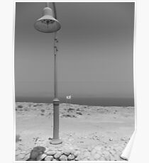 Lamp and Dead Sea Poster