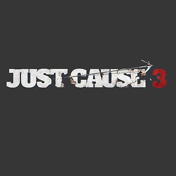 Just Cause 3 Logo by Damon389489