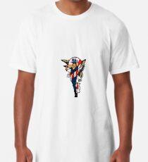 SJ Inspired Coast Guard Pinup No 2 Long T-Shirt