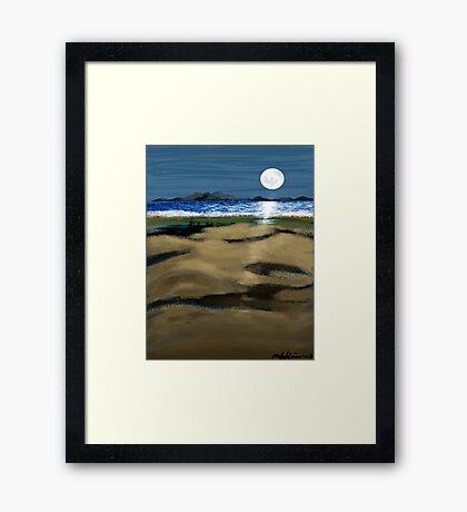"""""""Night Light""""  Framed Print"""