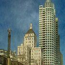 Downtown Milwaukee © by Dawn Becker