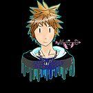 « Sora Kingdom Hearts » par MimiGameDraw