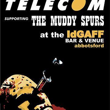 Telecom at the IDGAFF 2006 11 by telecom