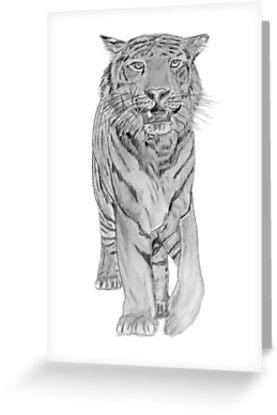 NikkiJo's 'Tiger' by Art 4 ME