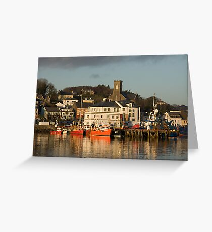 killybegs Greeting Card
