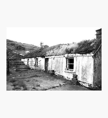 the past Photographic Print