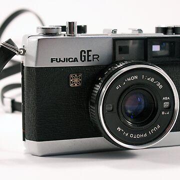 Fujica GEr by SamWarner