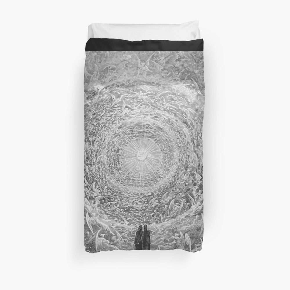 The Divine Comedy 1 Duvet Cover