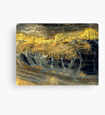 """Ghost Forest"" Canvas Print"
