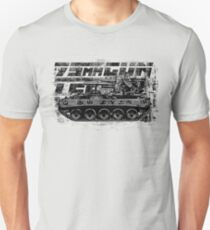 75mm gun T22 Unisex T-Shirt