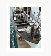 Libertad - Argentine Navy training ship (1) Art Print
