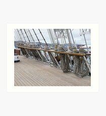 Libertad - Argentine Navy training ship (4) Art Print