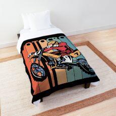 Motocross Comforter