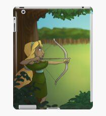 Vinilo o funda para iPad Artemis takes aim