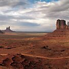 Monument Valley 2 by Andrew Murrell