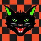Black Cat by James & Laura Kranefeld