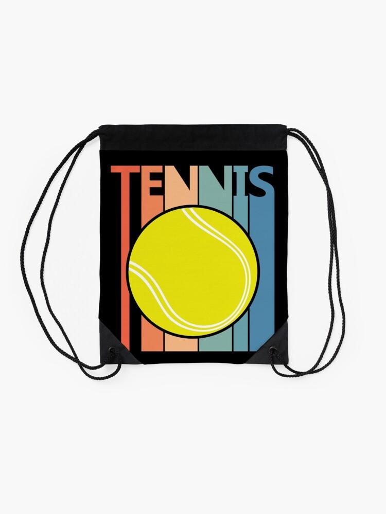 Alternate view of Tennis Ball Drawstring Bag