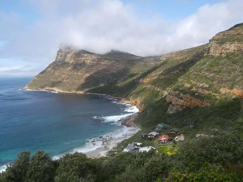 Landscape, Cape of Good Hope, South Africa by sbrosszell