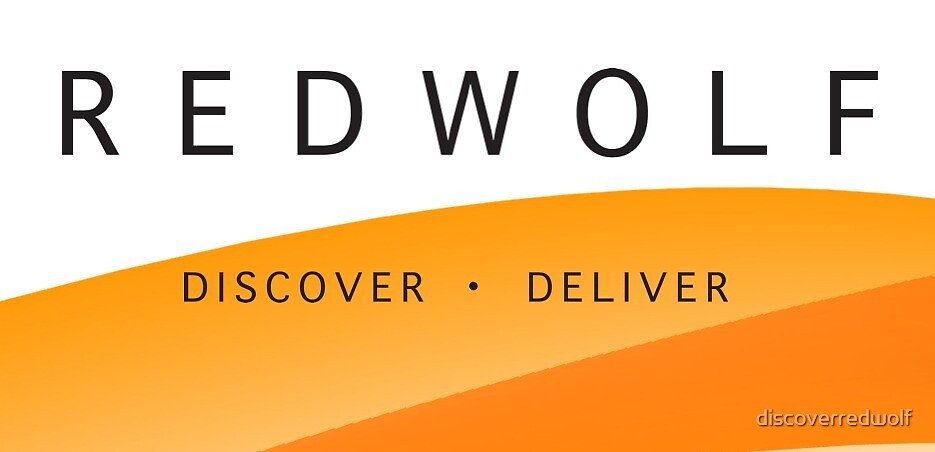 Redwolf new by discoverredwolf