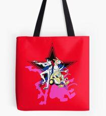 Space Dandy Tote Bag