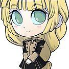 Ingrid - Fire Emblem Three Houses - Chibi Cutie by kickgirl