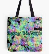 Happy Valentine Tote Bag