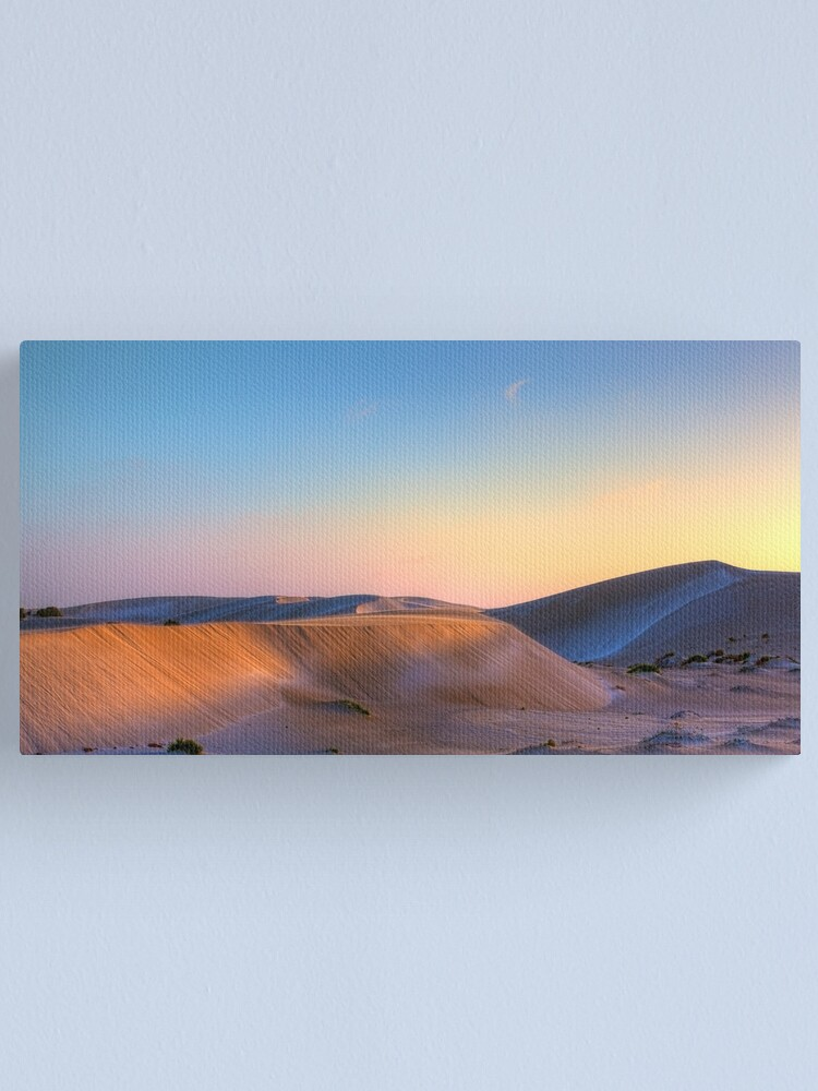 Alternate view of Summer out West Canvas Print