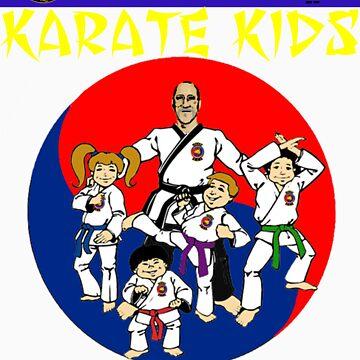 Karate Kids by shipsoo