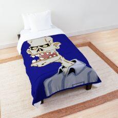 Gentleman Zombie Comforter