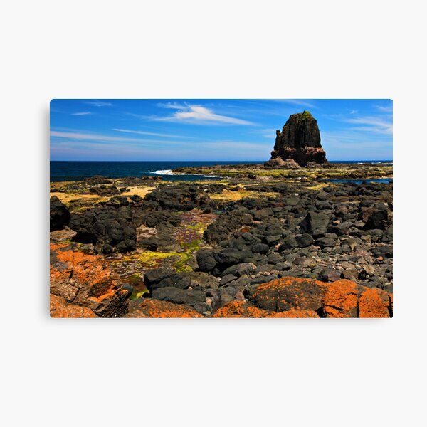 Pulpit Rock - Cape Schanck, Victoria Australia Canvas Print