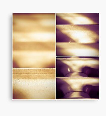 The edge series Canvas Print