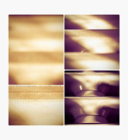 The edge series Photographic Print