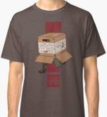 Think INSIDE the box. Classic T-Shirt