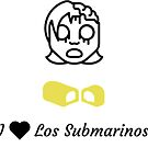 "Zombieland Los Submarinos ""Twinkies"" by jacindable"