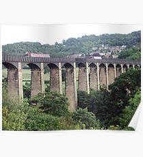 The Pontcysyllte Aqueduct Poster