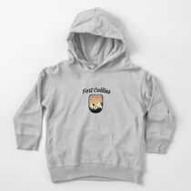 Fort Collins Colorado Shirt CO State Home City Tourist Travel Souvenir Ski Snow Winter Gift Toddler Pullover Hoodie